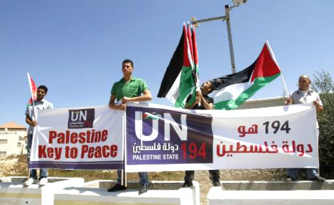 Israel should back a Palestinian state