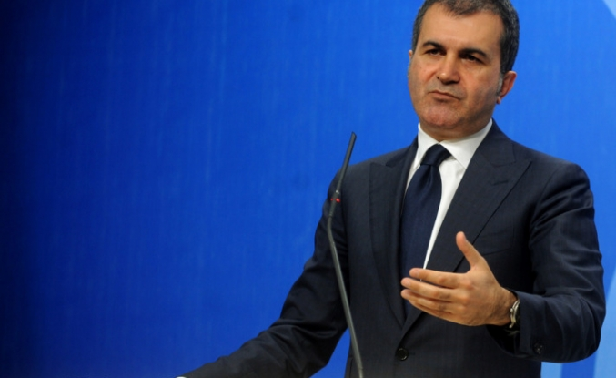 Turkish minister urges Merkel to stick to her words