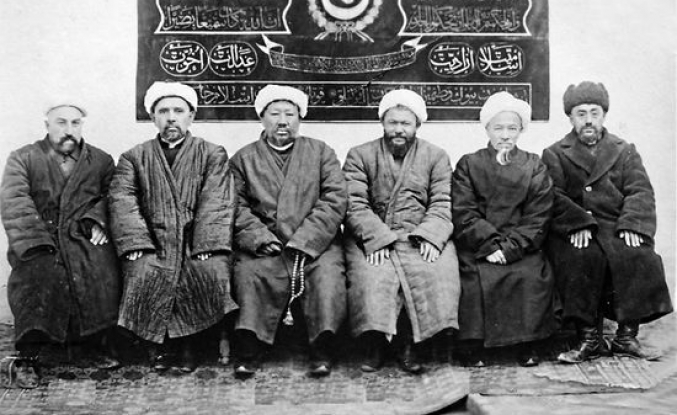 The Kumul uprising and East Turkestan's independence