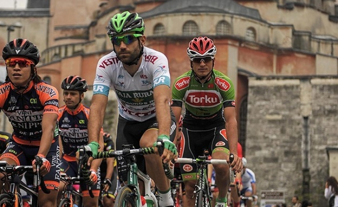Croatian cyclist Durasek wins Tour of Turkey