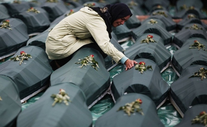 Thousands remember 22nd anniversary of Srebrenica