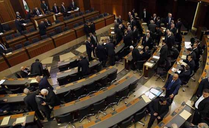 Lebanese parliament adjourned to seek electoral reform