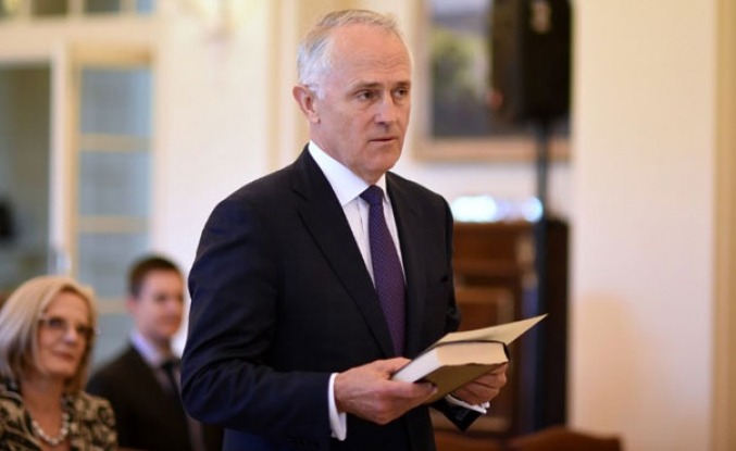 Turnbull wants Zuckerberg to answer questions in Australia