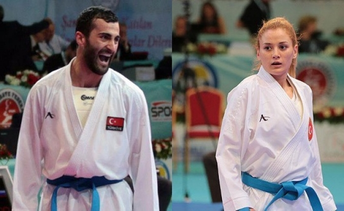 Turkish karateka Ugur Aktas claims European gold