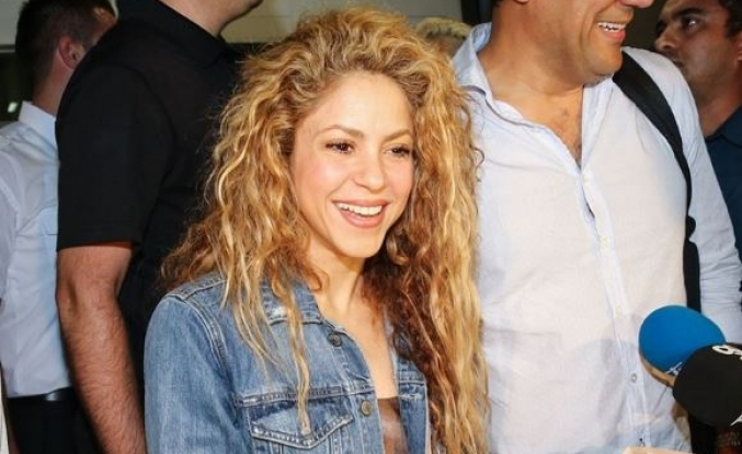 Shakira to hit Istanbul stage tonight