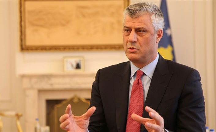 Thaci: If Israel recognize Kosovo, I would transfer our embassy to Jerusalem