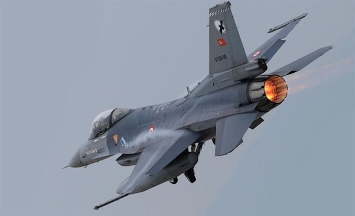 Turkish jets neutralize 6 terrorists in N.Iraq