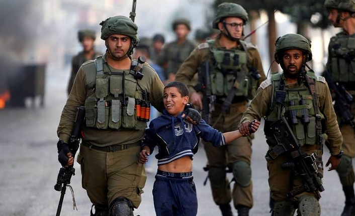 Israel arrested 900 children this year: NGO