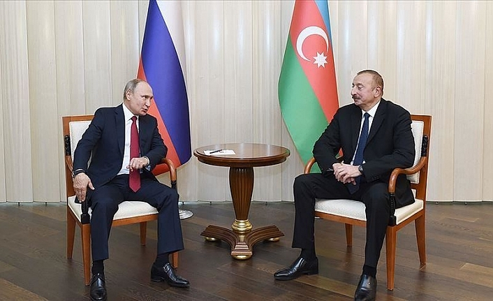 Azerbaijan, Russia discuss ongoing U.Karabakh conflict