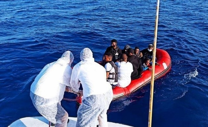 46 irregular migrants held in Turkey