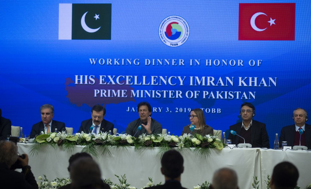 It's time to boost Pakistan-Turkey trade volume: Khan