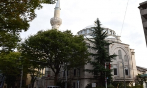 Adhan in Tokyo Camii mosque