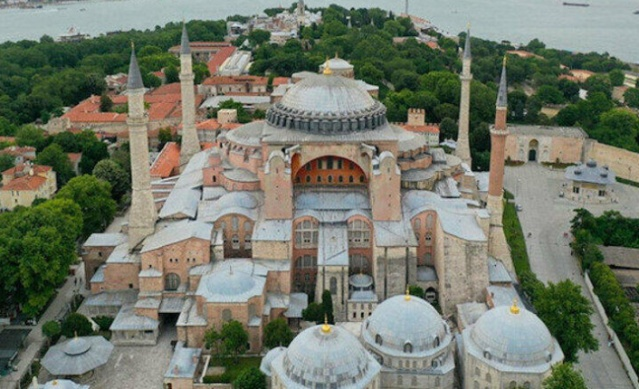 Hagia Sophia got mosque status in July 2020, but it's still not exactly a mosque for many Muslims.