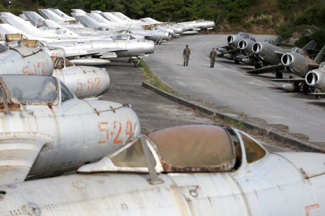 Albania's Air Base in Kuçova is set to become a NATO station, delighting even its former pilots who would like to hear engines shake again.