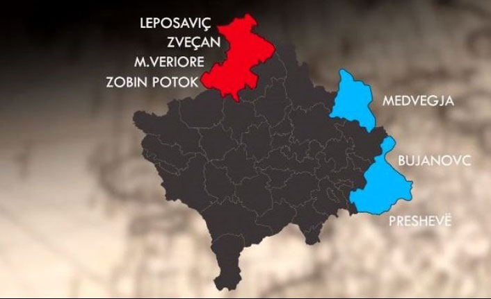 Any change of Kosovo borders is unlikely to pass without violence
