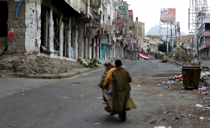 UN aid chief calls for ceasefire in Yemen