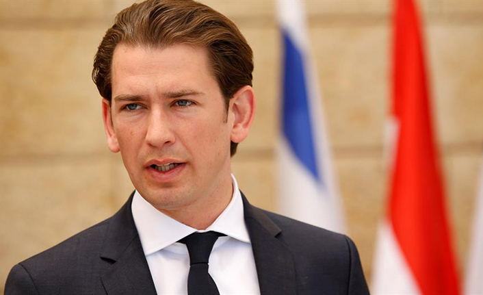 Austrian chancellor warns of tensions within EU