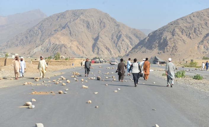 Shooting kills police chief in southern Afghanistan