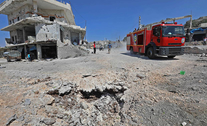 Syrian opposition pleased by Turkey's stance on Idlib