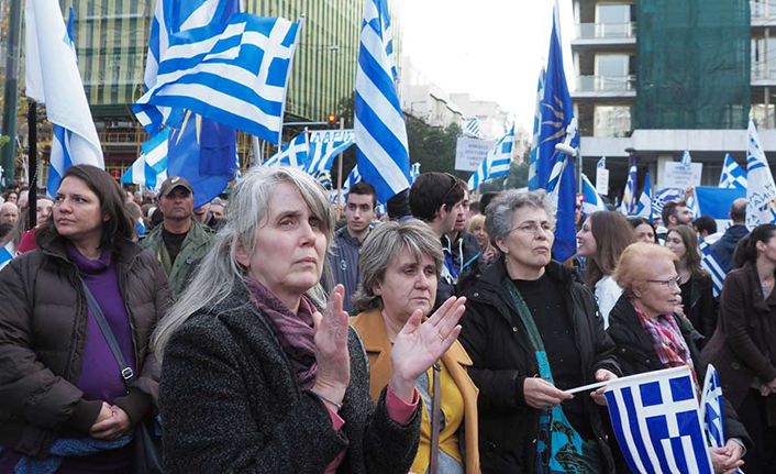Golden Dawn protests Athens mosque plans