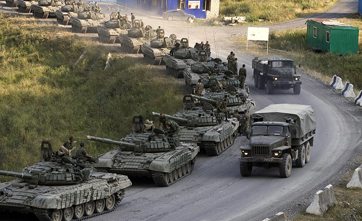 Is Russia preparing for the next great war?