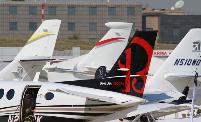 Istanbul Airshow hosts over 150 companies, 40 aircraft
