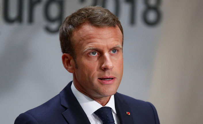Macron's popularity at record lows