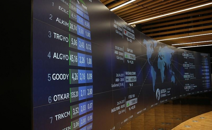 Turkey's benchmark stock index up 0.52 pct at open