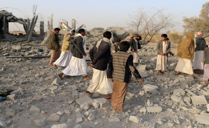 At least 61 killed in clashes in Yemen's Hodeida