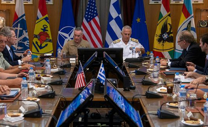 US seeks to expand its military presence in Greece
