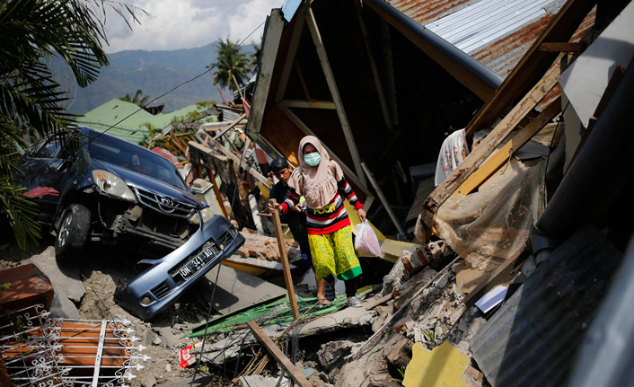 Deep 6.3-magnitude quake strikes eastern Indonesia