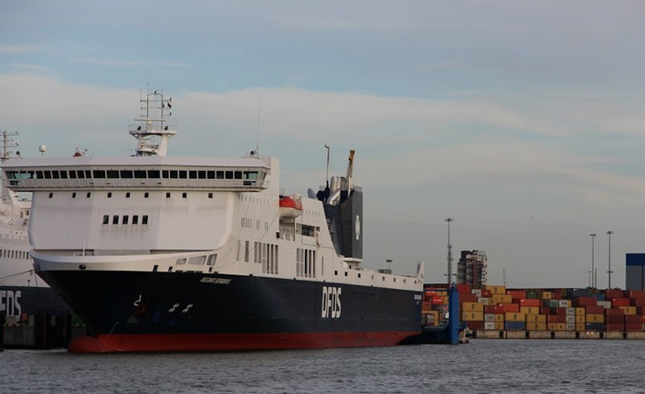 Ferry engine explodes in Baltic Sea