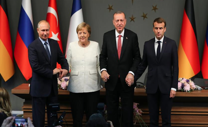 German media covers Istanbul summit on Syria widely