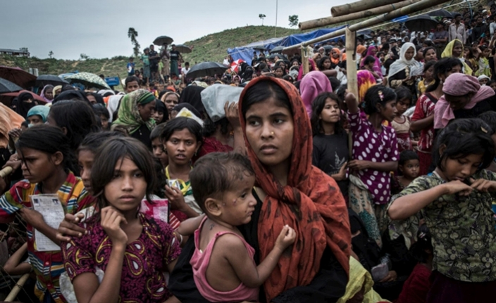 Rights group welcomes EU's Myanmar decision