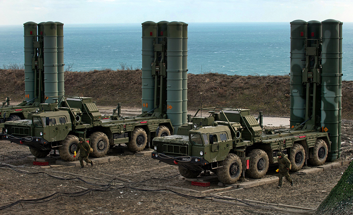 India, Russia to sign S-400 air defense system deal