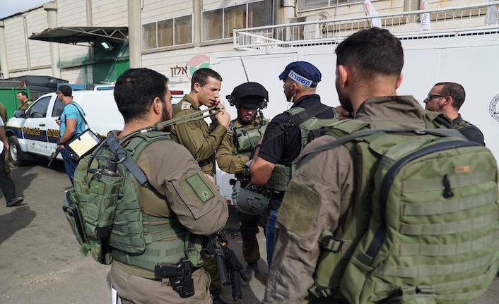 Jewish settlers damage Palestinian property in W. Bank