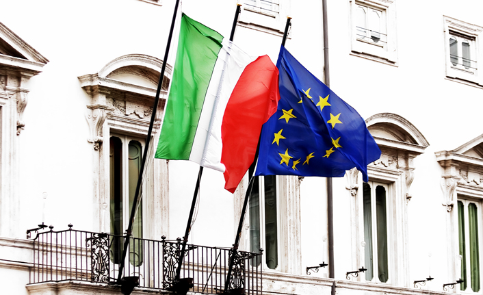 EU rejects Italy's proposed budget