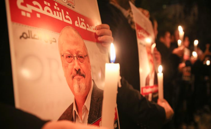 Khashoggi's last words were 'I Can't Breathe'