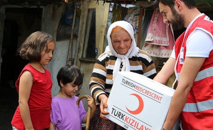 Turkish Red Crescent to expand services in Balkans