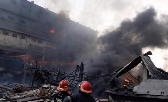 Blast near chemical plant in northern China kills 22