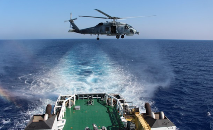 Egypt, France hold joint naval drills in Mediterranean