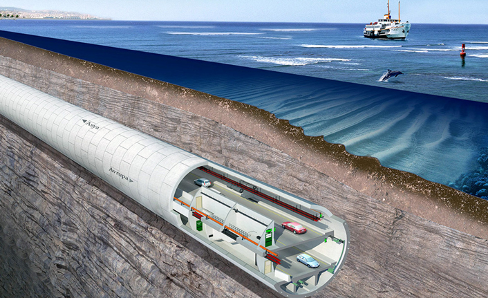 Plans for Istanbul mega tunnel project in 'final phase'