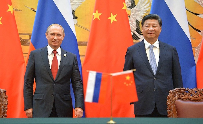The Illusion of a Russia-China Alliance