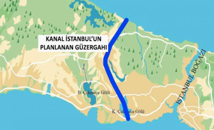 Turkey plans to start building Canal Istanbul in 2019