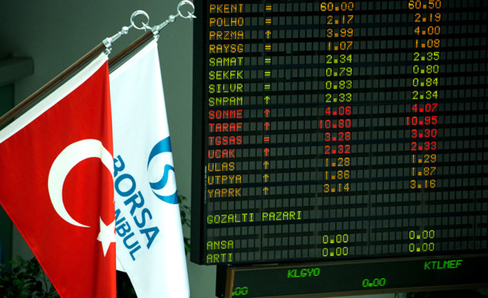 Turkish stocks up 0.95 pct at open