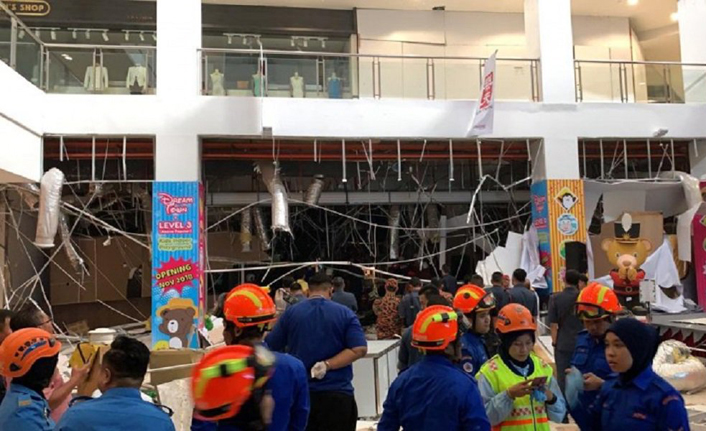 3 dead, 24 injured in mall explosion in Malaysia