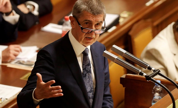 Czech PM accused of 'conflict of interest' in leaked EU report
