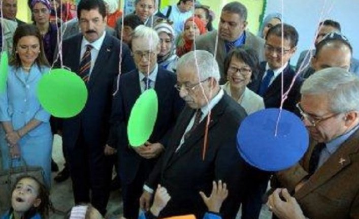 Japan opens school in Egypt for the first time
