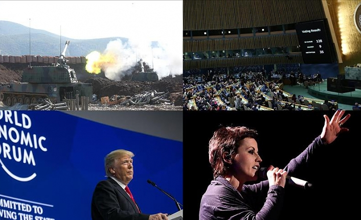 Major events that left their marks on 2018