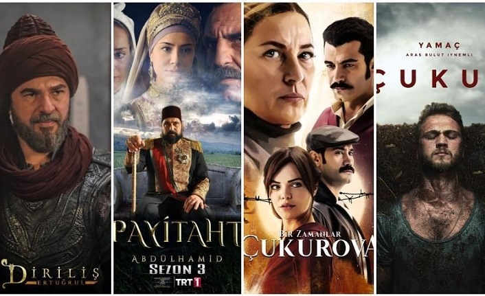 Palestinian families 'fall in love' with Turkish drama